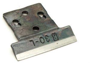 2 blades for RALI shark L 30 mm