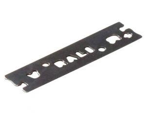 5 chrome steel blade 48mm wide