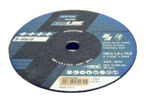 Pack 5x Fibre disks RALI cut