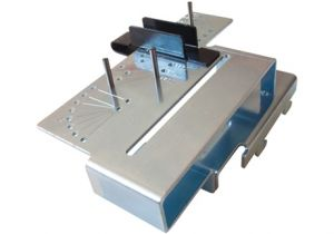 Table for angle cut for RALI cut
