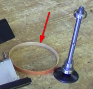 Transmission Belt Poly-V RALI Cut