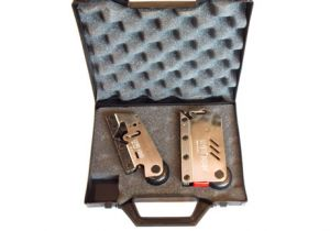 Case with rebate planes